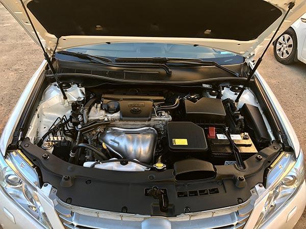 Мотор 2.5 2AR
