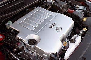 Мотор Камри 3.5