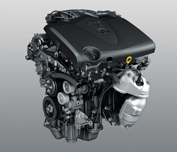 Мотор Камри