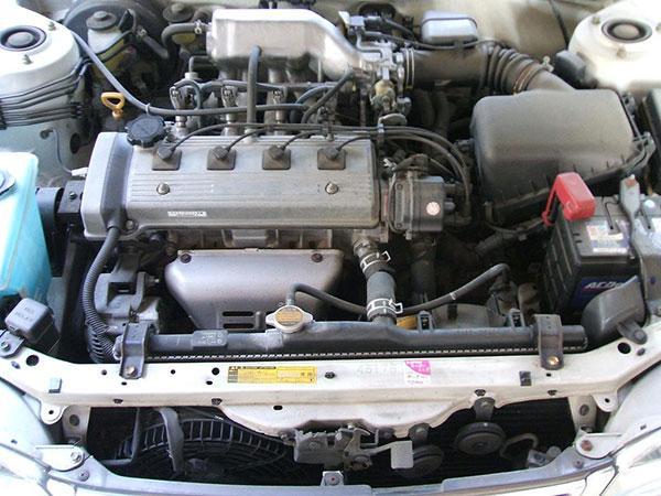 Мотор 5A-FE