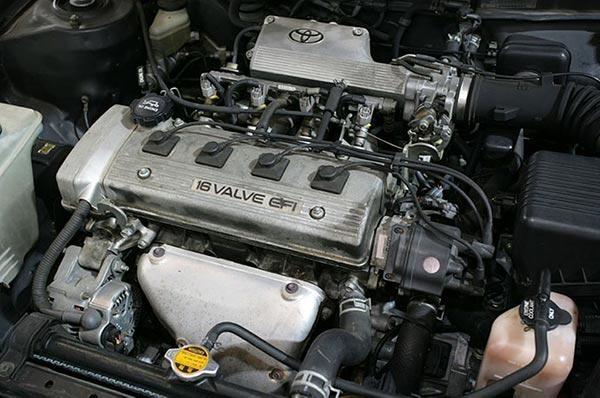Мотор Королла 100