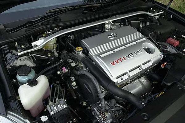 Двигатель Тойота 1MZ