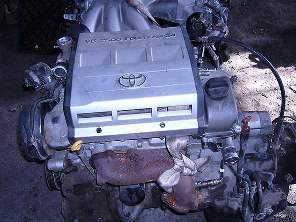 Двигатель 2MZ