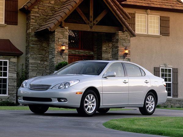 Lexus ES 4 поколения (XV30)