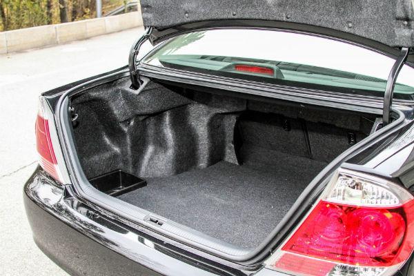Багажник Камри XV30