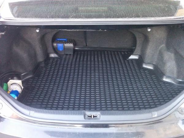 Багажник Камри XV40