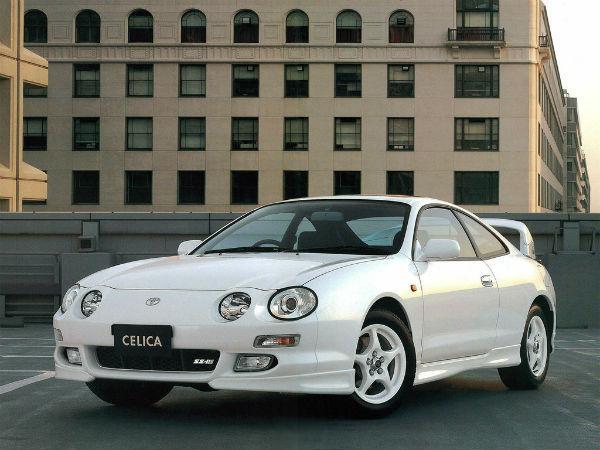 Toyota Celica Т200