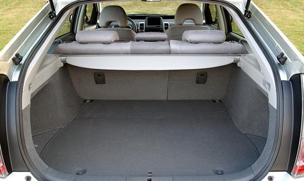 Багажник Toyota Prius XW20
