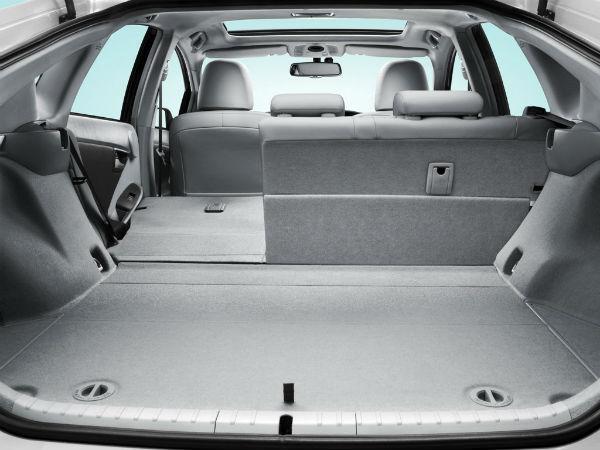 Toyota Prius 30 багажник