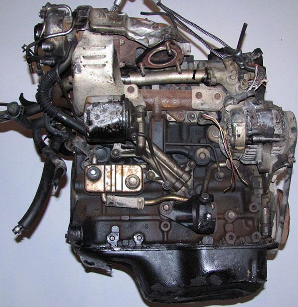 Toyota 2C-T