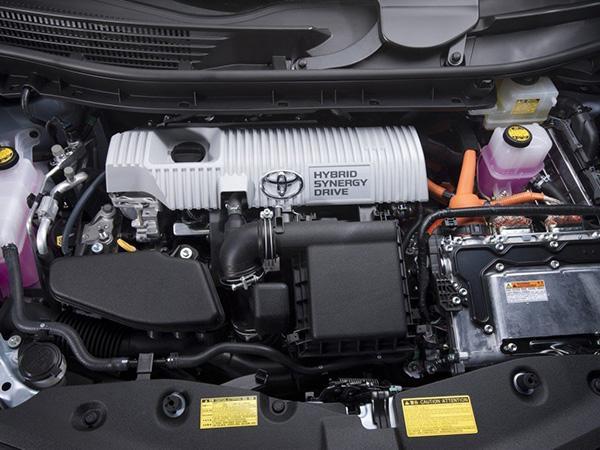 Под капотом Prius V