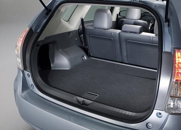 Багажник Prius V