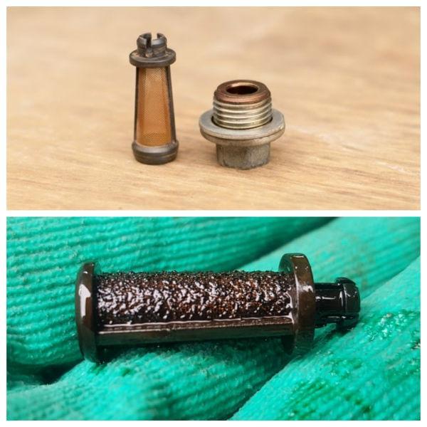 Фильтр клапана VVT-I
