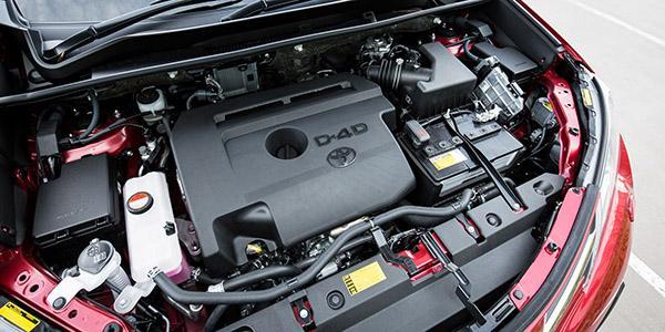 Дизель 2.2 под капотом Toyota Rav 4 XA40