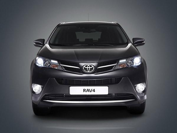 Toyota Rav 4 XA40