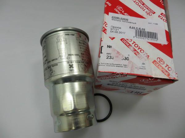 Дизельный топливный фильтр Рав 4