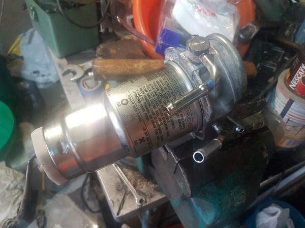 Дизельный топливный фильтр