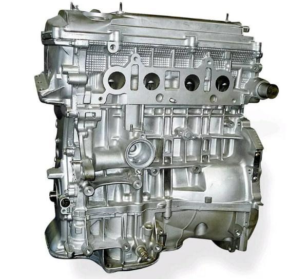 мотор 2.4 2AZ Рав 4 3 поколения