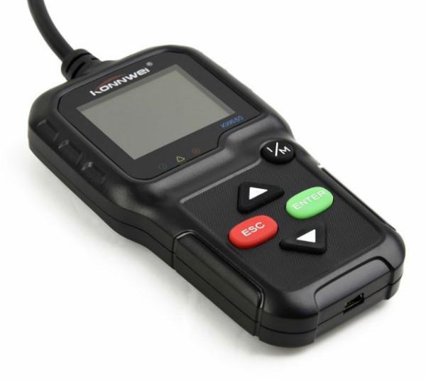 автомобильный сканер