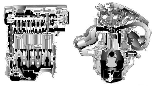 двигатель Рав 4 2.0 3ZR-FE