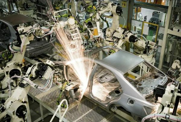 завод Тойота в Шушарах