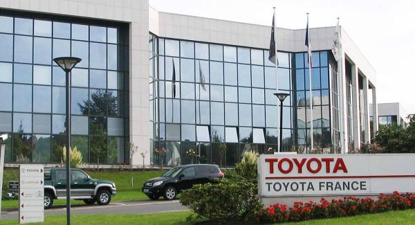 завод Тойота во Франции