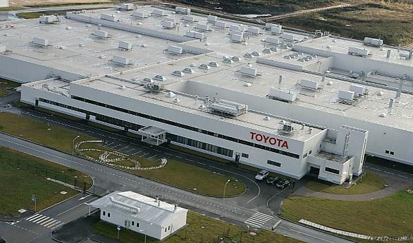 завод Тойота в Тахаре