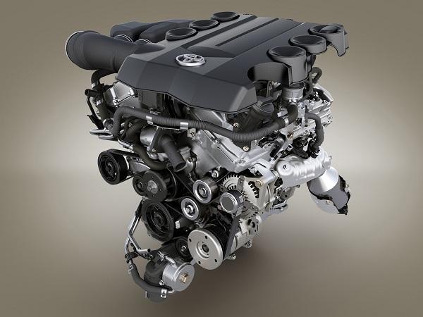 двигатель Тойота 1GR-FE