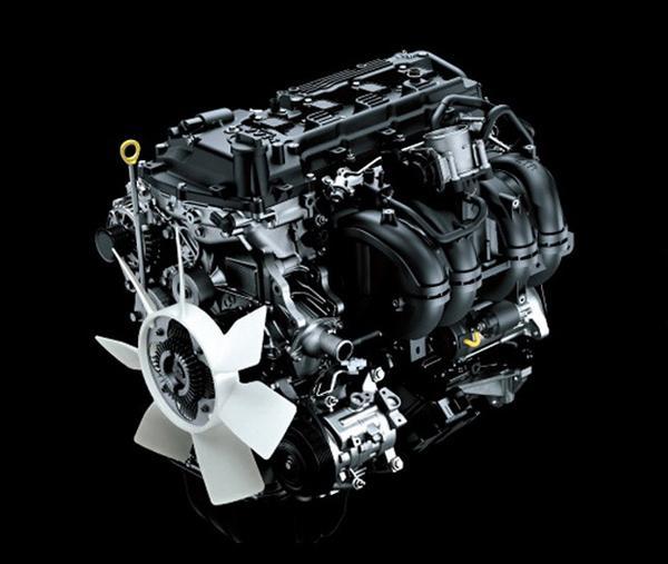 Двигатель Тойота 2.7 2TR-FE