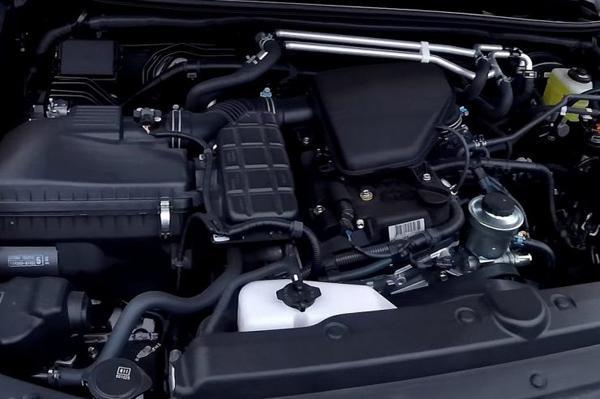 мотор 2TR-FE