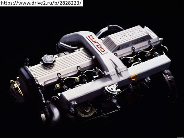 Двигатель Toyota 1HD-T