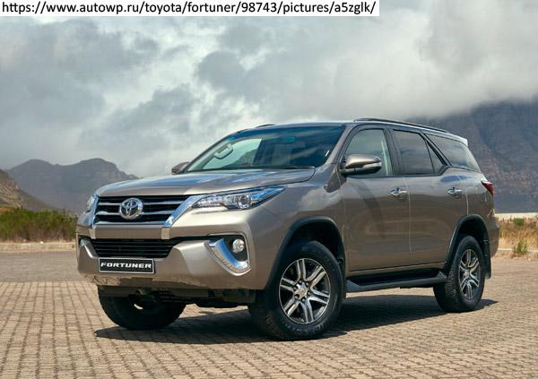 Fortuner AN160