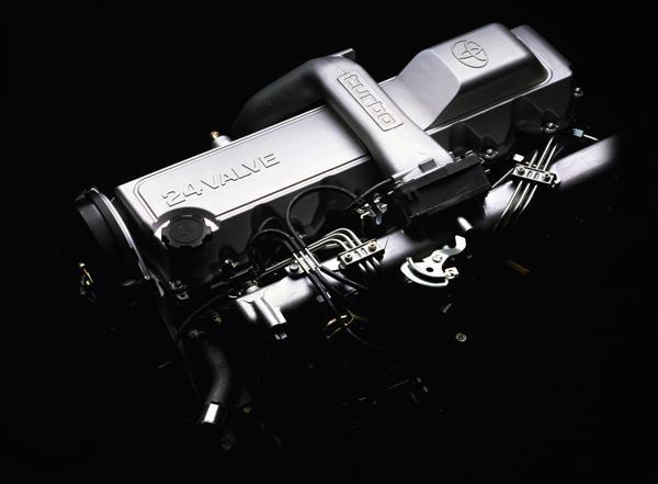 Двигатель Toyota 1HD-TF
