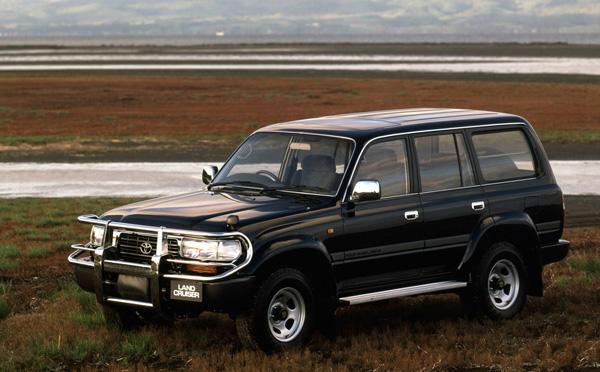 Land Cruiser 80
