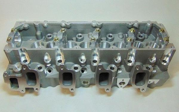 ГБЦ двигателя 1KZ-TE 3.0