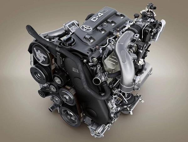 двигатель Тойота 1KD-FTV