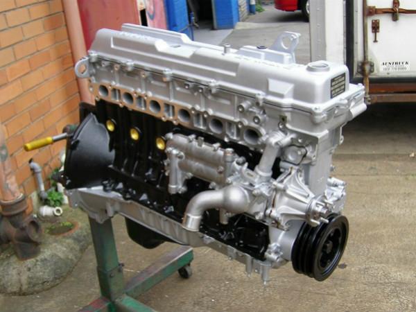 двигатель Тойота 4.5 1FZ-FE