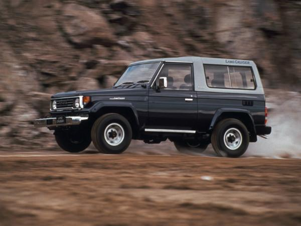 Toyota Land Cruiser J70