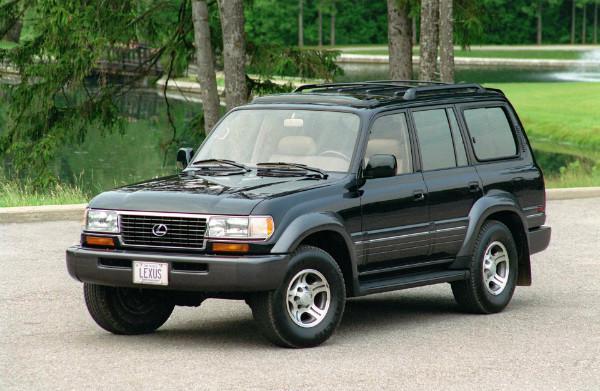 Lexus LX 450 J80