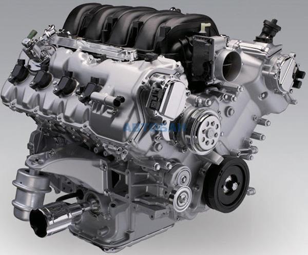 Двигатель Toyota 1UR-FE