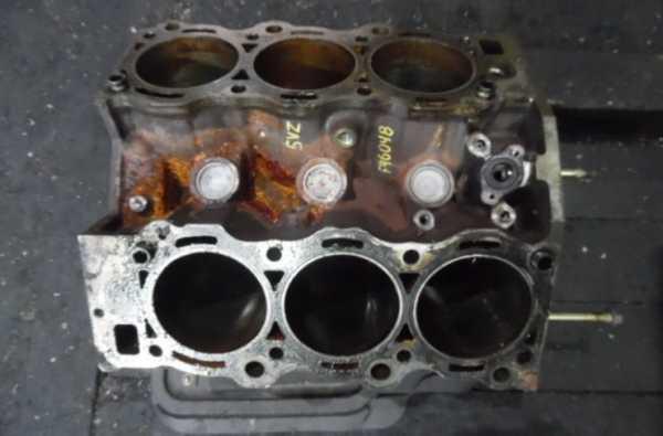 Блок цилиндров 3.4 5VZ-FE