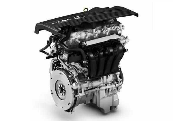 Двигатель Toyota 1NR-FE
