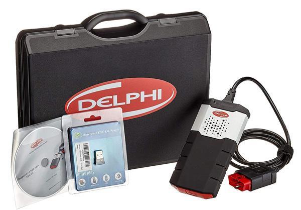 Автосканер Delphi DS150E