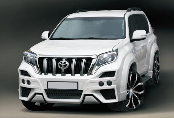 Обвес Land Cruiser Prado 150