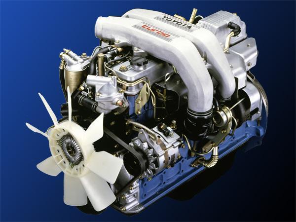 Двигатель 12H-T
