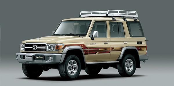 Toyota Land Cruiser J76