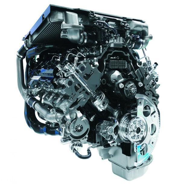 Мотор Toyota 1VD-FTV