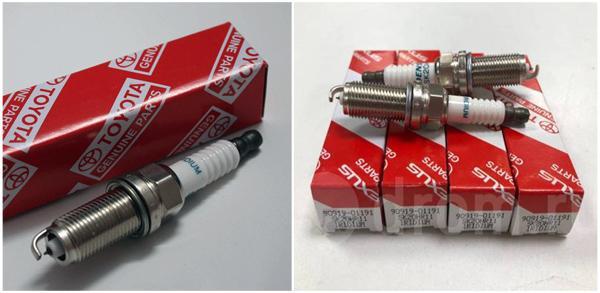 Свечи зажигания двигателя 3UR-FE