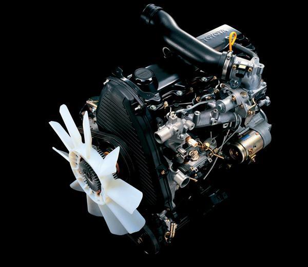 Toyota 5L-E