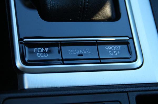 Drive Mode Тойота Прадо 150